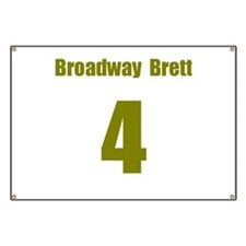 Cute Broadway joe Banner