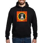 Chihuahua Puppy Hoodie (dark)