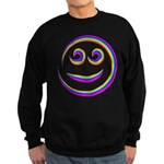Smiley Swirl Sweatshirt (dark)