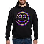 Smiley Swirl Hoodie (dark)
