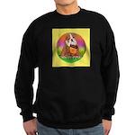 Howdy Dude English Bully Sweatshirt (dark)