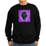 Black Shar Pei Sweatshirt (dark)