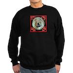 Chinese Chow Chow Sweatshirt (dark)