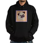 Typical Chinese Pug Hoodie (dark)