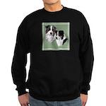 Australian Shepherd Twosome Sweatshirt (dark)