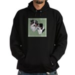 Australian Shepherd Twosome Hoodie (dark)