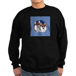 A Corgi Couple Sweatshirt (dark)
