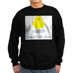 Mom's Little Chick Sweatshirt (dark)