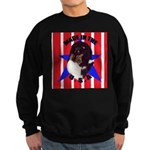Sheltie - Made in the USA Sweatshirt (dark)