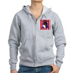 Sheltie - Made in the USA Women's Zip Hoodie