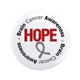 BrainCancerHope 3.5&quot; Button