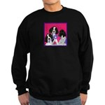 GSP Puppies Rule Sweatshirt (dark)