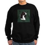 English Springer Spaniel Sweatshirt (dark)