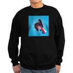 English Cocker Spaniel Sweatshirt (dark)