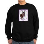 A cute Jack Ass! Sweatshirt (dark)