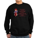 Life's Journey Scooter Sweatshirt (dark)