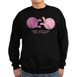 Bitch Fight Sweatshirt (dark)
