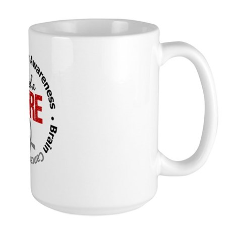 BrainCancerCure Large Mug