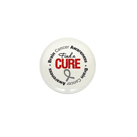 BrainCancerCure Mini Button