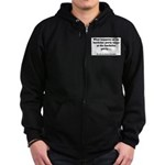 master selection Zip Hoodie (dark)