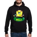 Noooo! Hoodie (dark)