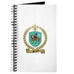 PERRAULT Family Crest Journal