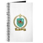 PERRAULT Family Crest Journal