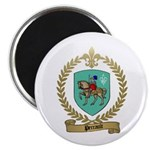PERRAULT Family Crest Magnet