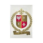 PELTRET Family Crest Rectangle Magnet (10 pack)