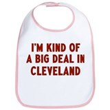 Big Deal in Cleveland Bib