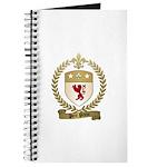 PETIT PRINCE Family Crest Journal