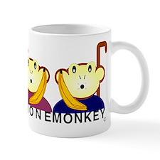 Phone Monkey Mug