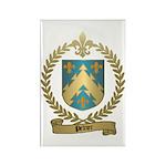 PELTIER Family Crest Rectangle Magnet (100 pack)