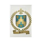 PELTIER Family Crest Rectangle Magnet (10 pack)