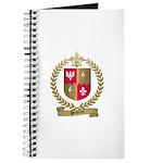 PELLETRET Family Crest Journal