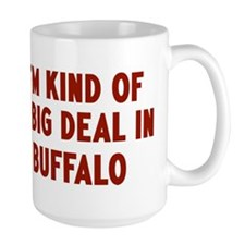 Big Deal in Buffalo Mug