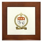 PART Family Crest Framed Tile