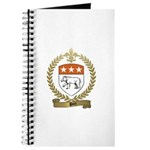 PART Family Crest Journal