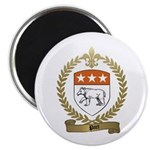PART Family Crest Magnet