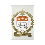 PART Family Crest Rectangle Magnet