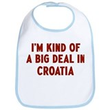 Big Deal in Croatia Bib
