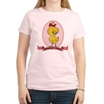 Albanian Chick Women's Light T-Shirt