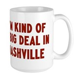 Big Deal in Nashville Coffee Mug