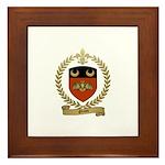 ORION Family Crest Framed Tile