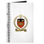 ORILLON Family Crest Journal