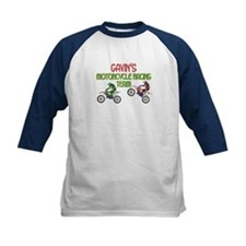 Gavin's Motorcycle Racing Tee