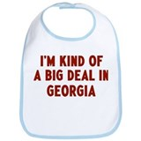 Big Deal in Georgia Bib