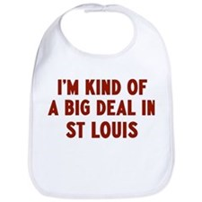 Big Deal in St Louis Bib