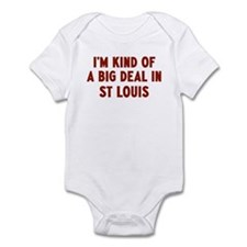 Big Deal in St Louis Onesie
