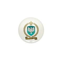 NICOLAS Family Crest Mini Button (100 pack)